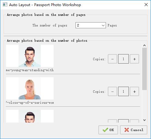 Visa Photo Software Plus screenshot